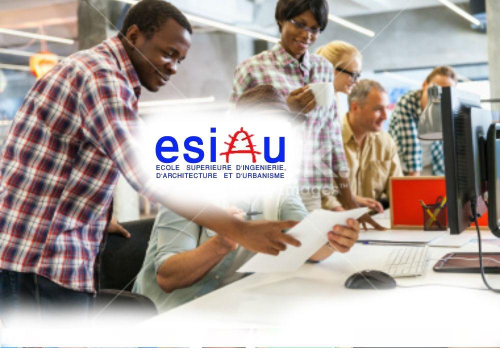 Quels sont les départements à ESIAU ?